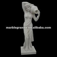 Beautiful Female Best Quality Granite Stone Figure