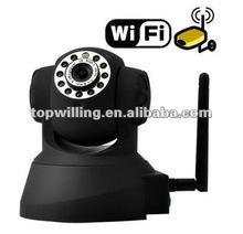 Wireless Webcam IP Camera Night Vision WIFI Cam 11 LED