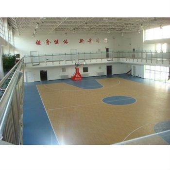 indoor basketball pvc flooring