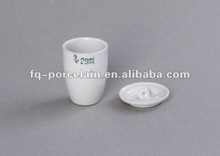 (2011 Hot Products,Favorable Prices!!!)Determination Of Volatile Porcelain Crucibles With Lid And Glazed