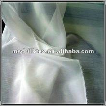 100% silk organza fabric