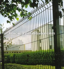 PVC coated wire fencing panel (10 years' factory)