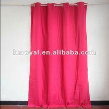 european style window curtains