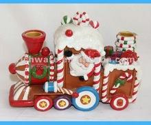 2012 New Santa Claus Train Christmas Gift