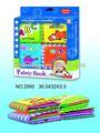 Educativo baby tecido livro aprendizagem brinquedos