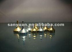 Aluminium perfume funnel