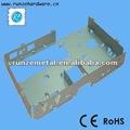 El panel estampado y piezas del metal, convenientes para los productos de computadora, RoHS obediente