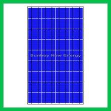 100W Polycrystalline Solar PV