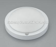 7W PIR sensor led floor lamp CE RoHS