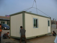 CE Certificate Removable Container House 02