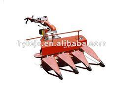 Rice and wheat cutting machine