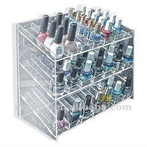 acrylic nail polish organizer, View acrylic nail polish organizer