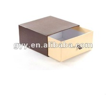2012 Golden Perfume paper drawer box
