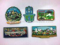 3D Jerusalem rubber fridge magnet souvenir Magnet