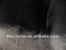 Coal Black Taffeta for Handicrafts Decoration Material