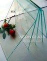 1. 3mm 1. 5mm 1. 8mm 2mm 2. 2mm 2.7mm 3mm hoja de vidrio transparente con el ce& certificado de laiso