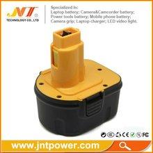 Power tool battery 12V 3.0Ah for Dewalt 2832K 2800 DC DW battery 152250-27 DW9072
