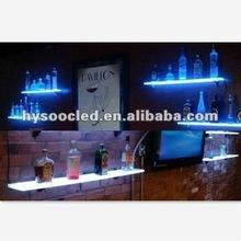 led glowing furniture