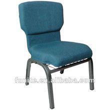 2012 high density sponge God church chair