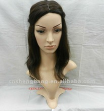 top quality full lace wig 100% human hair wig