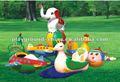 Outdoor per bambini bd-q218-3 giostra
