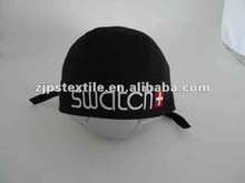Promotional cap for Swatch