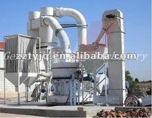 2012 high pressure suspension grinder mill