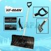 plastic snow shovels wooden handle