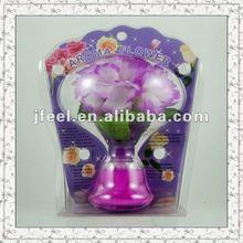 Top Perfume Bottle Cap Flower,Hanging Rose Aroma Vase,Fragrance Gift Set