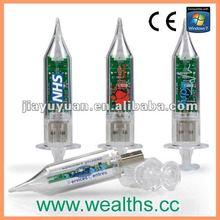 Medical syring USB 2.0 flash drive with logo 2GB/4GB/8GB