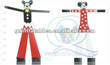 (Qi Ling) inflatable Mickey air dancer