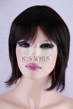 Black carnival wig ks1155