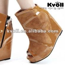 Latest lady fashion shoes