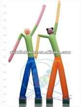 (Qi Ling) cartoon inflatable air dancer
