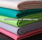 cotton/polyester fabric for garment