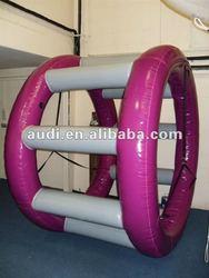 Wonderful Inflatable sports water wheel