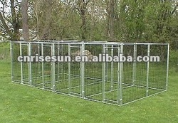 Dog Kennels,Dog Fencing,Cages,Outdoor Runs,Large 4-Runs