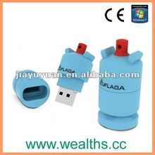 Private Gas Cylinder USB Pen Drive 2.0