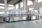 Mineral and purified water filling machine
