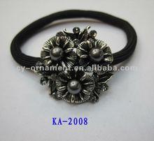 the pretty min decorative rubber band with ball