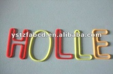 Colorful and various-shape elastic hair band
