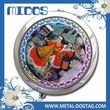 Handbag Cosmetic Makeup Compact Mirror