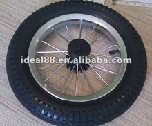 baby carriage wheel 121/2x21/4