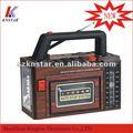 Fp-982 am fm sw rádio gravador cassete jogador