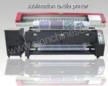 textile printing machine HD roller digital printer