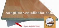 8mm green core laminate flooring