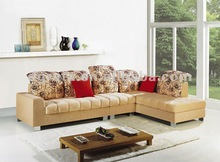 2012 New design fashion colorful fabric sofa with best tomenta