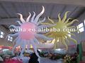 2012 grande fornecedor de sol inflável para boate/partido/festival de música decoração do palco