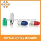 1gb pill shape usb