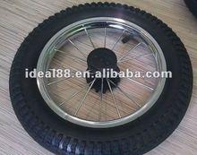 baby stroller wheel 12 1/2x2 1/4